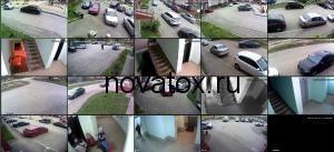 видеокамеры через интернет