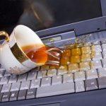 Цена ремонта залитой клавиатуры ноутбука в Смоленске