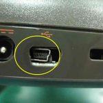 Замена USB разъёма зарядки в китайском планшете.