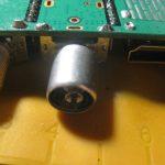 Восстановление сломанного антенного входа в телевизоре Panasonic